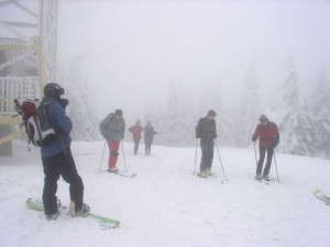 Barania Góra na nartach