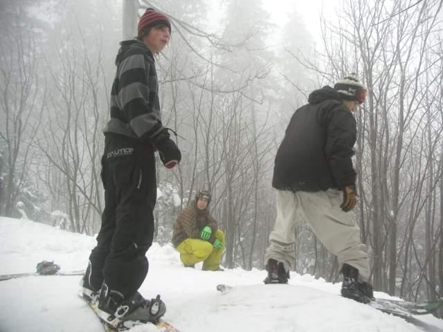 Snowpark Biały Krzyż ,Salmopol