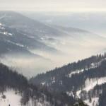 Szczyrk-smog