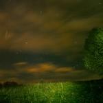 Malowanie światłem i Beskidy nocą