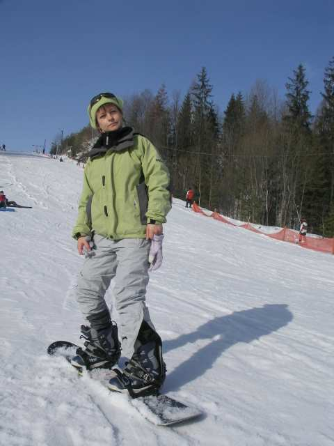 Snowboard, Białka Tatrzańska