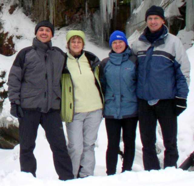ekipa na Bieg Piastów