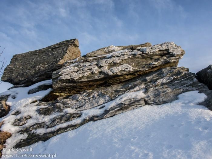 Wychodnie skalne