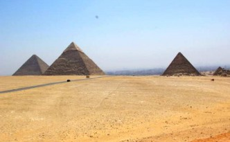 Giza-piramidy