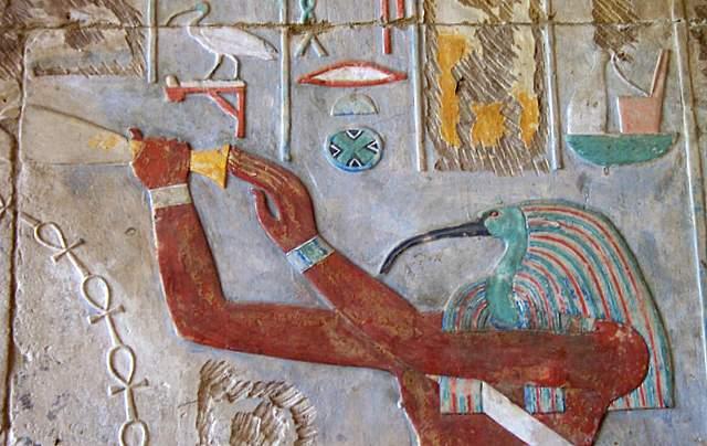 Karnak malowidła