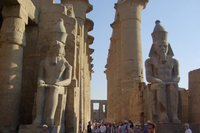 Luxor - Świątynia