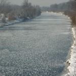 Kanal-Gliwicki-zamarzniety