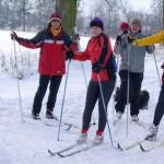 Rachowice-narciarze