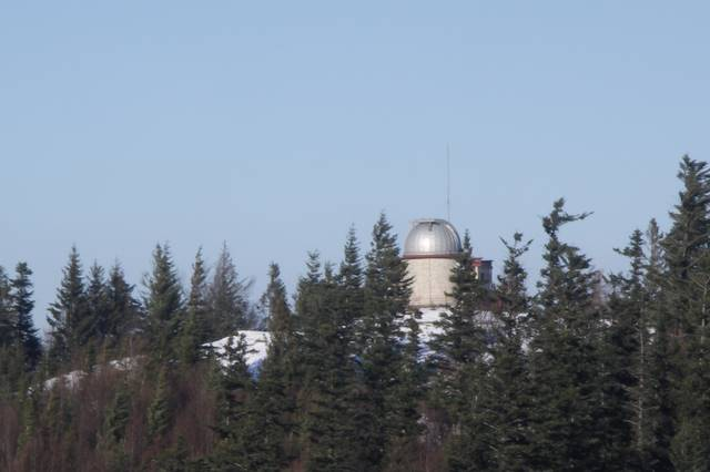 Suchora - obserwatorium astronomiczne