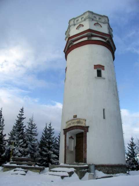 Biskupia Kopa - wieża