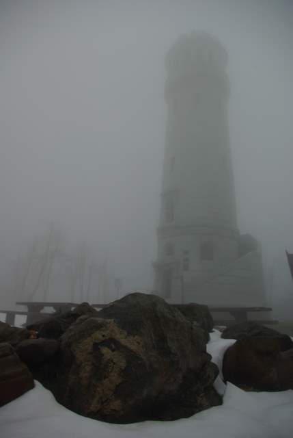 Wielka Sowa, wieża