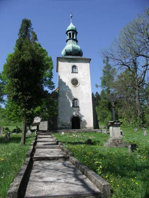 Pasterka, kościół