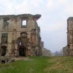 Bodzentyn-zamek