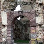 Bodzentyn-zamek-portal