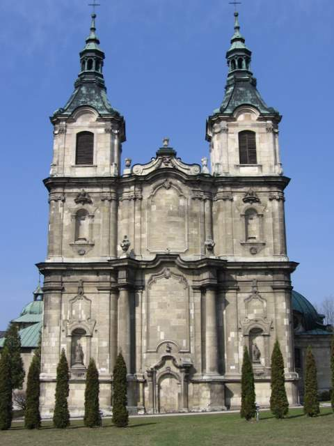 Jędrzejów, klasztor cystersów