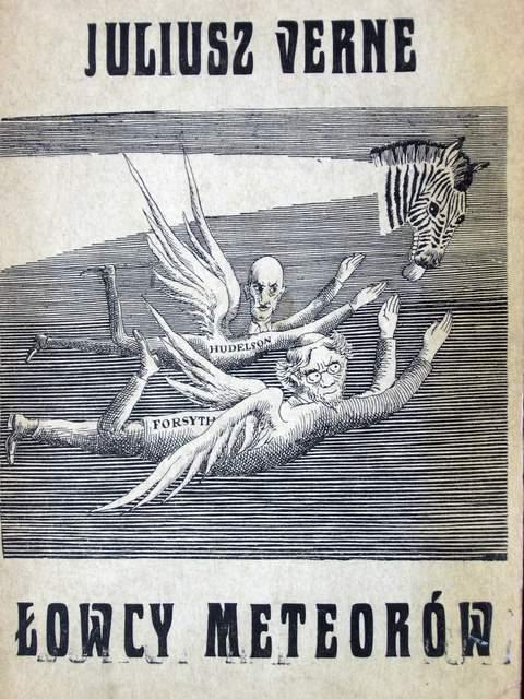Juliusz Verne Łowcy Meteorów