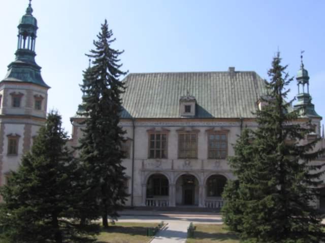 Kielce Pałac Biskupi
