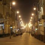 Ulice-Kielc-noca
