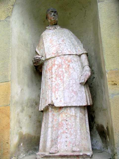 Rzeźba Święty Krzyż