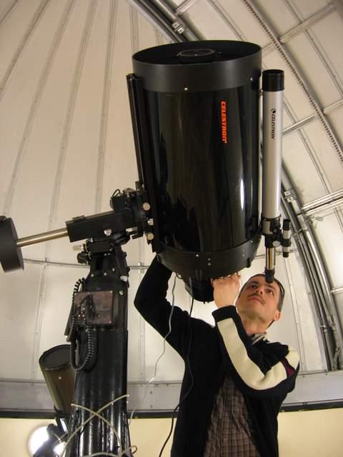 teleskop Schmidta-Cassegraina