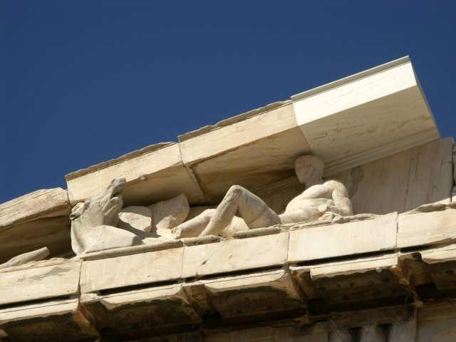 Partenon, fryz