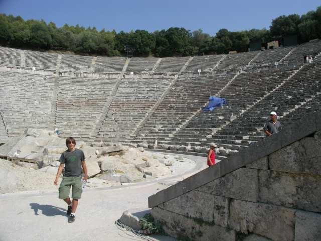 Teatr Epidauros