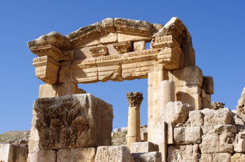 Dżarasz świątynia