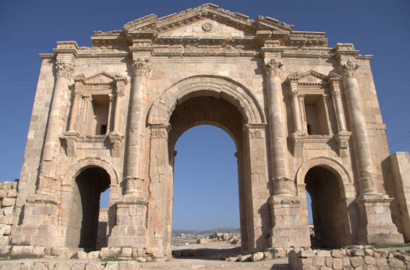 Dżarasz Łuk Hadriana