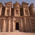 Petra-grobowiec-monaster