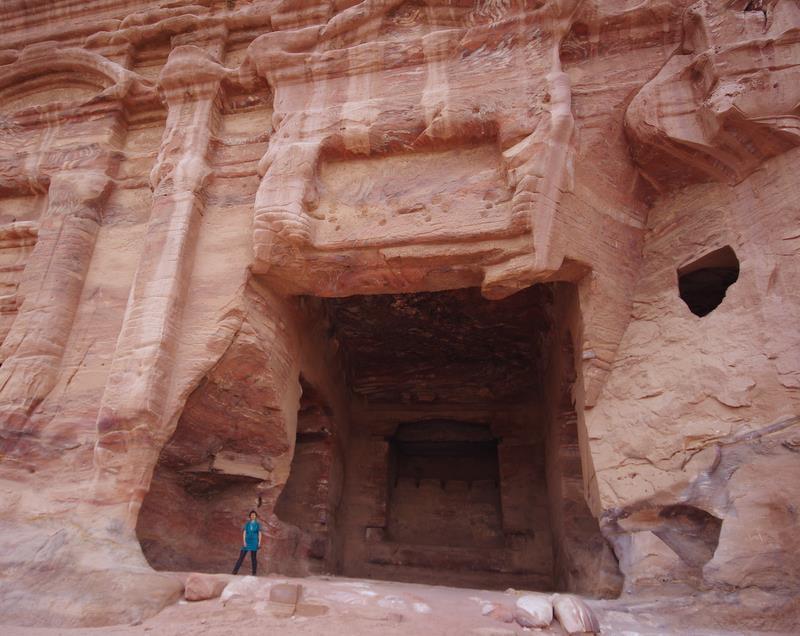 Grobowiec Petra