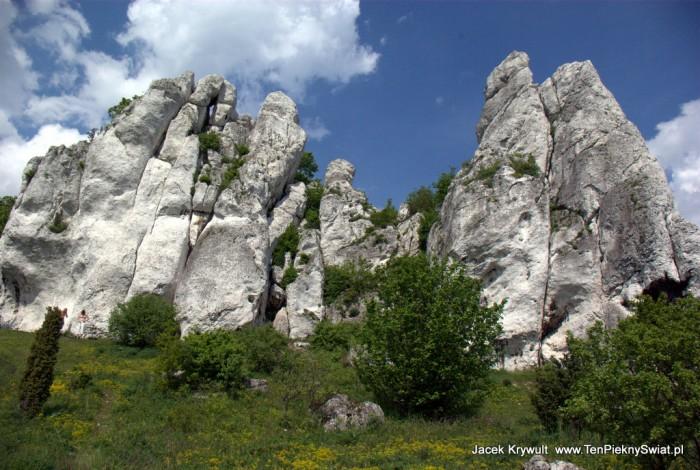 skały Rzędkowickie