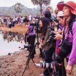 wschód słońca fotografia Angkor Wat