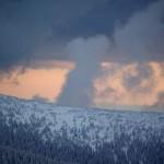 Karkonosze-chmury