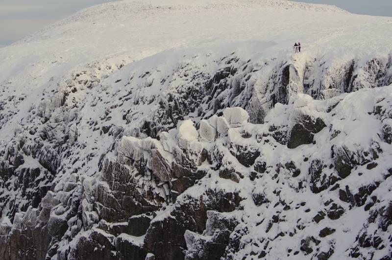 Śnieżny Kocioł polodowcowy