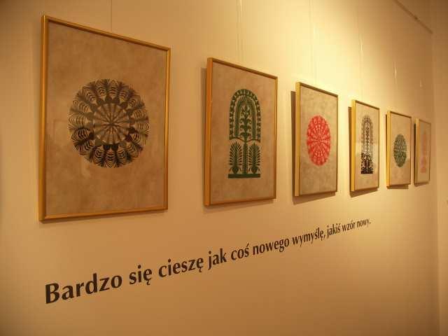 Czesława Kaczyńska - wystawa