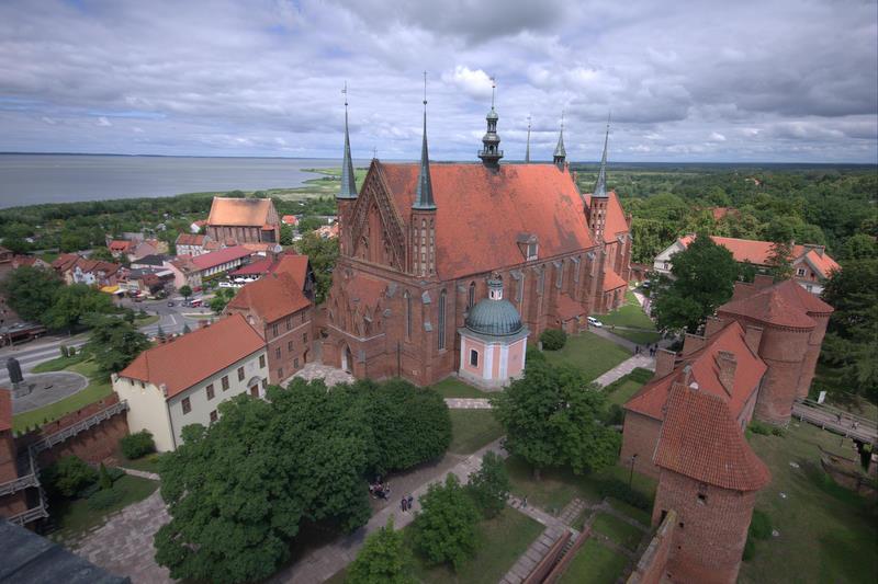 Frombork panorama