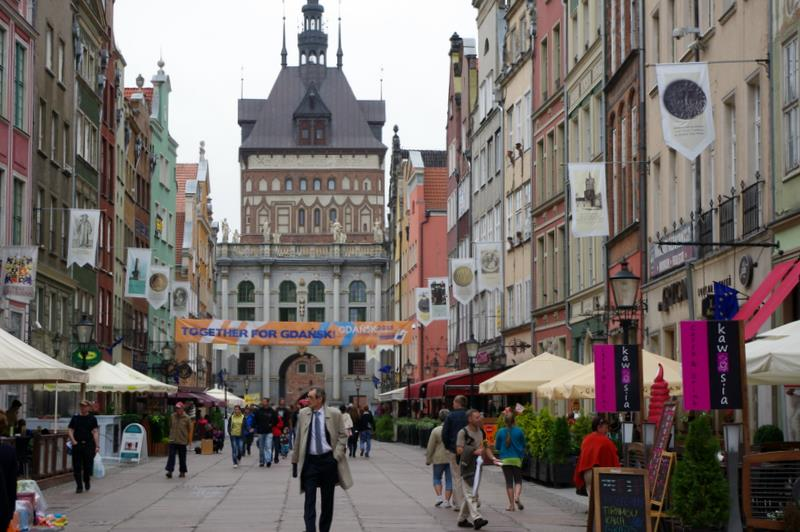Gdańsk starówka