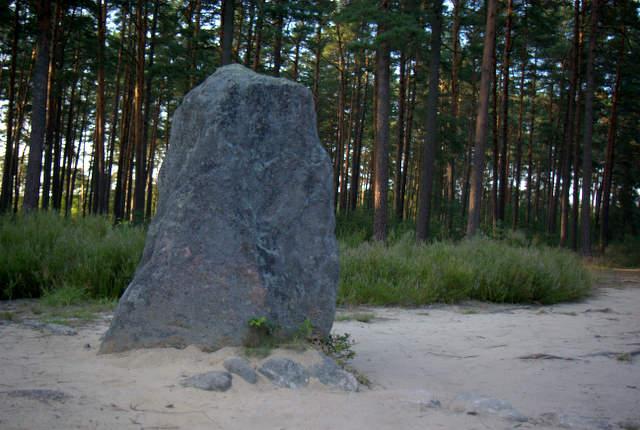 megality Kręgi kamienne w Odrach