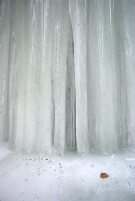Lodospad, Kaskady Rodła