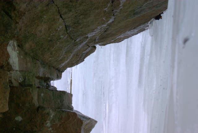 Za lodospadem