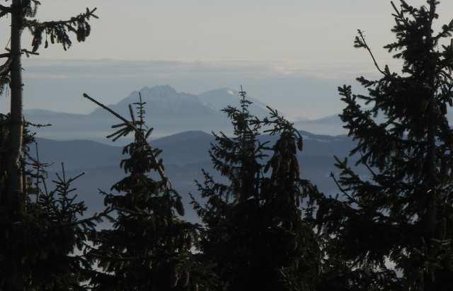 Barania Góra - Mała Fatra, Wielki Rozsutec