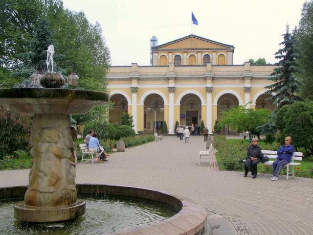 Busko Zdrój, sanatorium Marconi