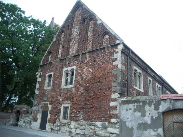 Dom Długosza - Wiślica