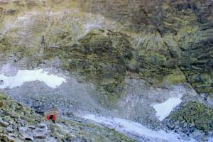 Przez trzy przełęcze Tatr Wysokich. wrzesien 2004