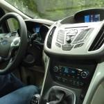 Ford-kokpit