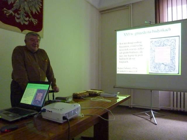 Zbigniew Jakubiec bociany