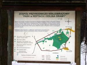 Repty - Park Krajobrazowy