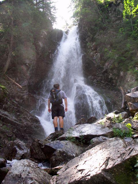 Rohackie Wodospady