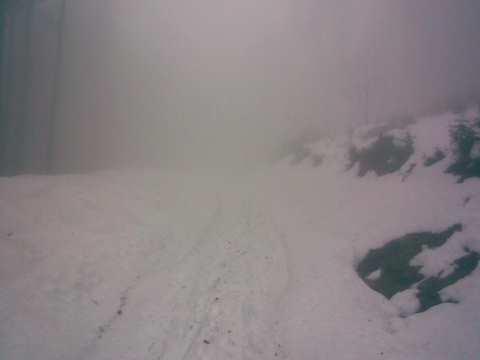 nadciąga mgła