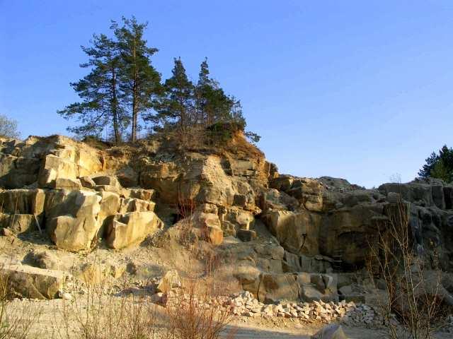 Józefów Kamieniołom Babia Dolina